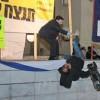 Israelischer Minister rettet einen Fotografen
