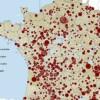 Interaktive Karte zeigt Deportation von französischen Kindern im Holocaust