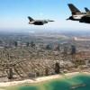 IAF hat iranisches Waffenlager außerhalb Damaskus angegriffen