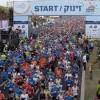 Rekord: 40.000 Läufer nahmen am Stadtmarathon in Tel Aviv teil