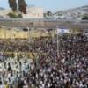 Die Polizei sperrte arabische Randalierer in der Moschee ein damit Juden am Tempelberg beten konnten