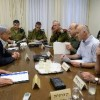 Das Sicherheitskabinett beendet sein siebenstündiges Treffen