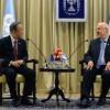 Bericht: Treffen von Rivlin und Netanyahu mit Ban Ki-moon