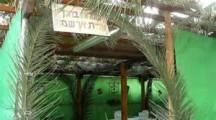 Es ist Sukkot – das Laubhüttenfest