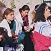 Frauen der Mauer starten Busanzeige für Bat Mitzwa an der Kotel