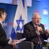 "Staatspräsident Rivlin bei der ""Israel Business Conference"""
