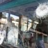 Palästinensische Terroristen überfallen einen Bus in Samaria