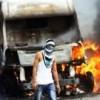 Schussangriffe in Samaria – Randalierer benutzen Krankenwagen als Schutzschild