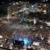 """Bennett auf der Rabin-Kundgebung: """"Wir sind müde von den Mordbeschuldigungen der Linken"""""""