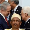 Netanyahu und Abbas: Erstes Händeschütteln seit fünf Jahren