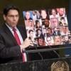 """Danon bei der UNO: """"Apathie ist der Feind der Menschheit"""""""
