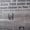 """""""Das 12 Uhr Blatt"""", Ausgabe Berlin titelt: Sudelköche in den Hetzzentralen weiter schwer schockiert/London bejammert die Juden"""