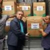 Israelische Hilfsgüter in Guatemala eingetroffen