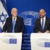 Rivlin in Brüssel: Die Voraussetzungen für ein Friedensabkommen mit den Palästinensern haben sich nicht bewahrheitet