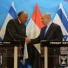 Ägyptens Geheimdienstchef besuchte Tel Aviv um das Gaza-Abkommen auszuhandeln