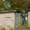 Angelika Brosig und der Jüdische Friedhof in Schopfloch