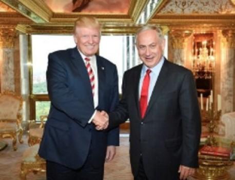 Bericht: Der Nahost-Friedensplan von Trump beinhaltet palästinensische Staatlichkeit und die Annexion von Siedlungen
