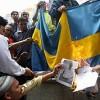 Trump hatte Recht: Randalierende Immigranten in Stockholm