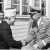 """SS-Chef Himmler wünschte dem Mufti von Jerusalem Sieg gegen die """"jüdischen Eindringlinge"""""""