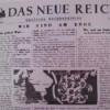 Widerstand in Nazi-Deutschland – Das Neue Reich berichtet im Juli 1944: Wir sind am Ende