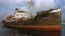 Vergessene Helden: Der jüdische Widerstand und die Geschichte der Exodus 1947