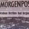 Alltag im Reich Adolf Hitlers: Die Berliner Morgenpost berichtet am Mittwoch, 15. Juni 1938
