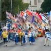 Zehntausende aus 80 Ländern marschieren in Jerusalem