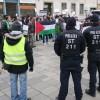 Antisemitische Parolen und Todesdrohungen auf israelfeindlicher Kundgebung in Halle – Polizei schreitet nicht ein