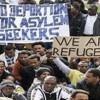 Tausende demonstrierten in Tel Aviv zur Unterstützung illegaler Einwanderer