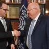 Deutschlands Außenminister Maas in Israel