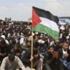 Palästinenser wüten bei gewalttätigen Zusammenstößen mit der IDF