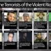 IDF veröffentlicht Identitäten von Terroristen die bei den Gaza-Unruhen getötet wurden
