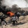 Gaza: Keine Reifen für Autofahrer aber viele für Demonstranten