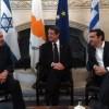 PM Netanyahu unterzeichnet mehrere Abkommen mit Zypern und Griechenland