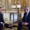 Netanyahu trifft Macron und wiederholt seine Forderung den Iran aus Syrien zu vertreiben