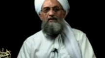 Al-Qaida-Chef forderte in der Rede am 11. September Muslime auf Israel und den Westen anzugreifen