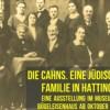 """Sonderausstellung: """"Die Cahns"""" zwischen Integration und Verfolgung"""