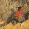 Bewaffneter Gaza-Araber durchbrach Grenzzaun nach Israel