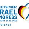 5. Deutscher Israelkongress am Sonntag, 25.11.2018