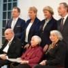 Drei Überlebende des Holocaust wurden am 9. November 2018 in Berlin geehrt
