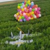 Hamas Ballonbomben in israelischer Gemeinde explodiert