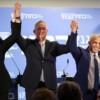 """Zentristische Allianz """"Blau und weiß"""" führt in Umfragen und will Netanyahu stürzen"""