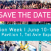 Save the Date – EcoMotion Week 2019 in Tel Aviv