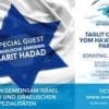 Benefiz-Konzert mit Sarit Hadad am 5. Mai in Berlin