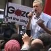 Corbyn hetzte beim Londoner Palästina-Marsch gegen Israel