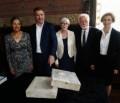Jüdische Gemeinde erhält Grundstein der alten Synagoge zurück