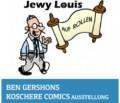 Comic-Workshop: Jewy Louis auf Rollen – Karikaturen von Ben Gershon