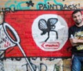 Deutschland: Straßenkünstler wehren sich gegen Neonazi-Propaganda