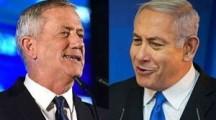 Netanyahu und Gantz auf dem Weg nach Washington