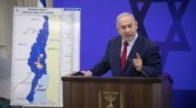 Netanyahu will das Jordantal und die Siedlungen in judäa und Samaria annektieren falls er die Wahl gewinnt